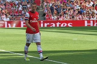 Lukas Podolski - Arsenal