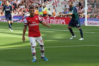 Santi Cazorla - Arsenal