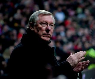 Sir Alex Ferguson - Manchester United