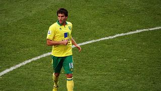 Javier Garrido - Norwich