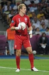 Joe Hart - England