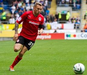 Craig Bellamy - Cardiff City