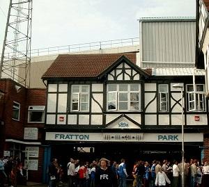 Fratton Park - Portsmouth