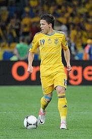 Yevhen Konoplyanka - Ukraine