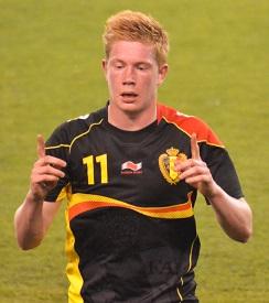 Kevin De Bruyne - Belgium