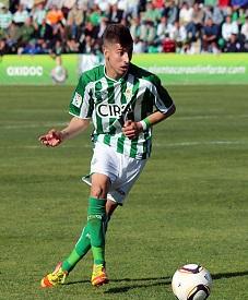 Alvaro Vadillo - Real Betis