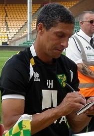 Chris Hughton - Norwich