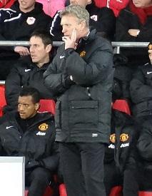 David Moyes - Manchester United
