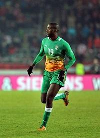 Yaya Toure - Ivory Coast