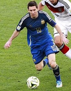 Lionel Messi - Argentina