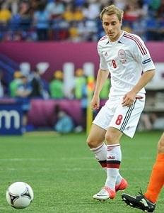 Christian Eriksen - Denmark