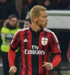 Keisuke Honda - AC Milan