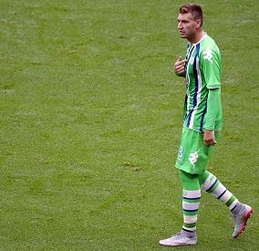 Nicklas Bendtner - Wolfsburg