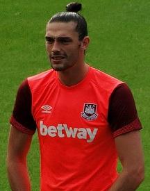 Andy Carroll - West Ham
