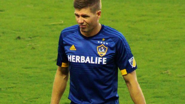 Steven Gerrard - LA Galaxy