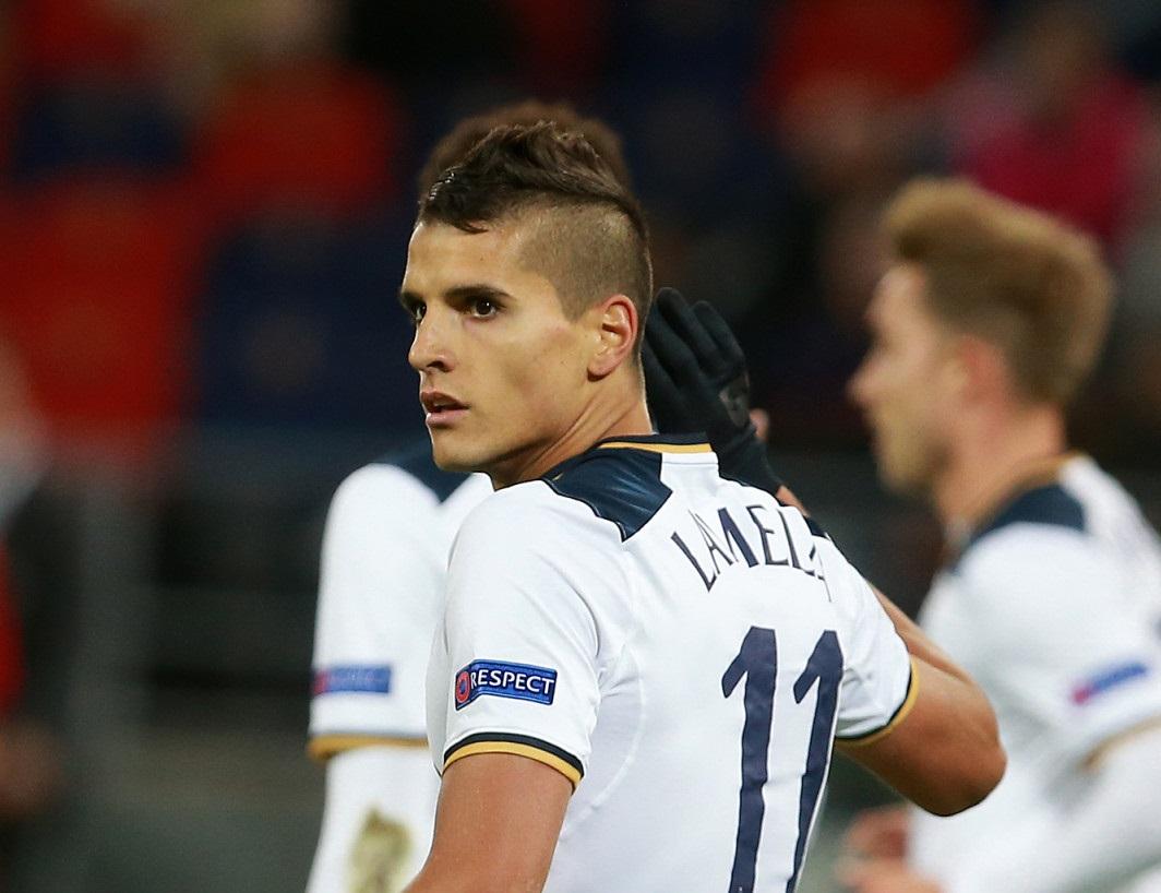 Erik Lamela - Tottenham