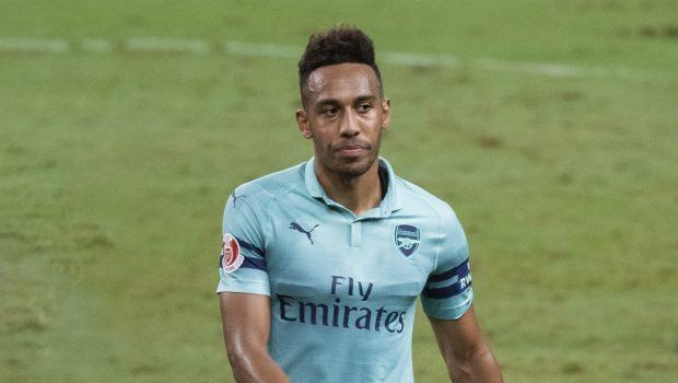 Aubameyang - Arsenal