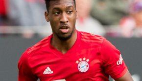 Kingsley Coman - Bayern Munich